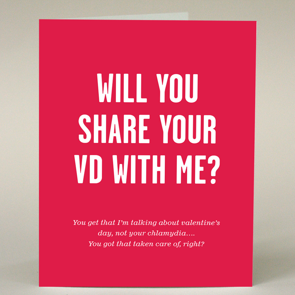 GF-181 Will You Share Your VD With Me?