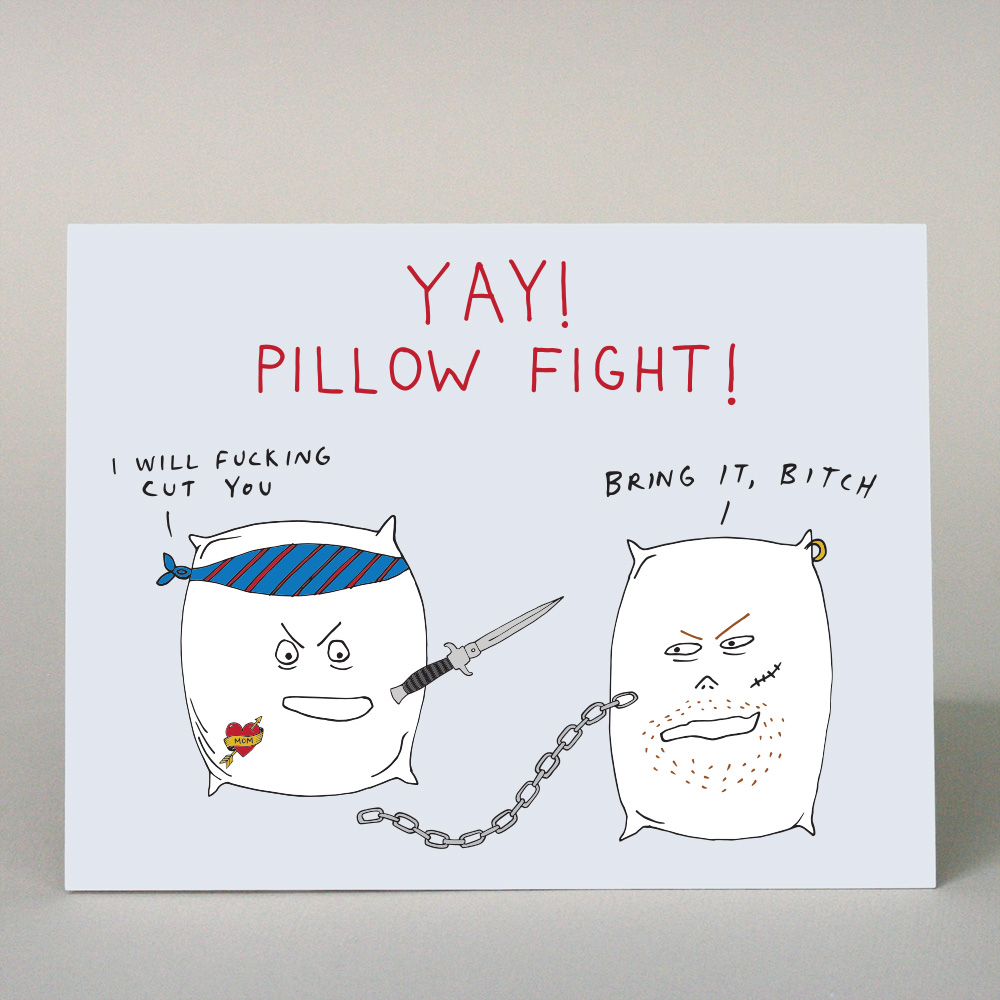 GF-106 Pillow Fight