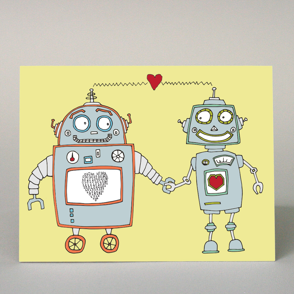 GF-146 Robots in Love